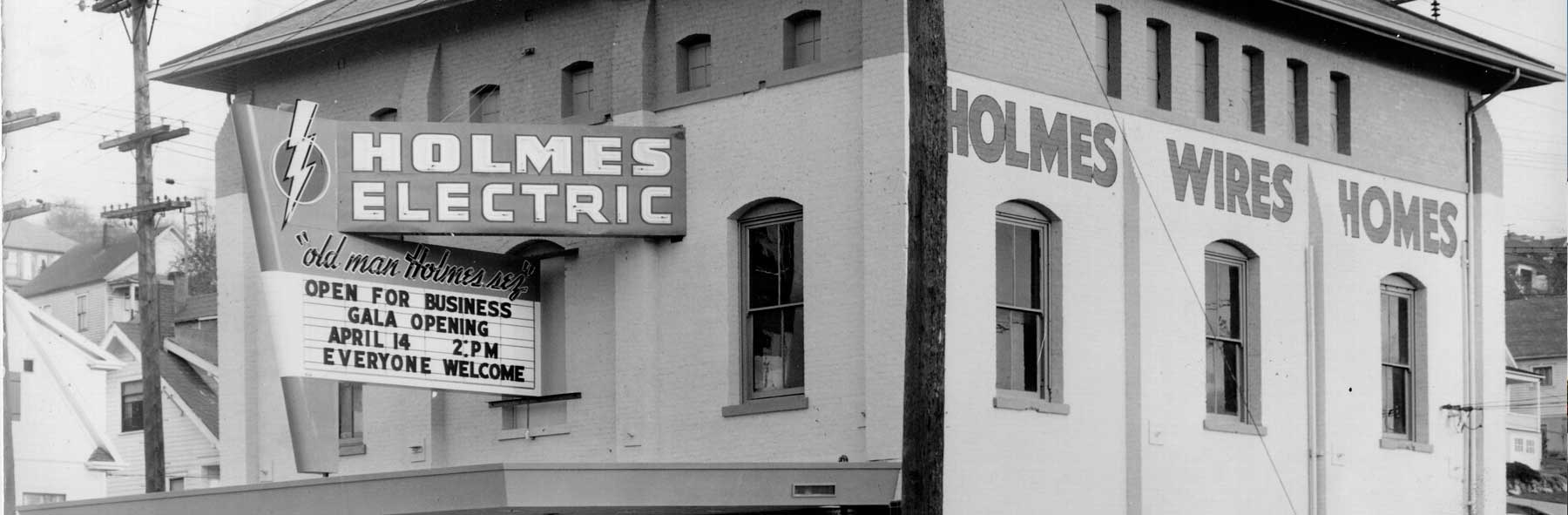 Holmes Electric | Our Company\'s History